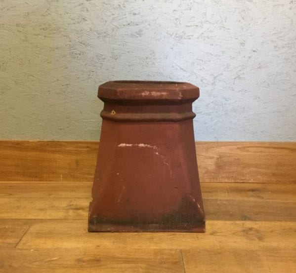 Rectangular Base Octagonal Top Chimney Pot