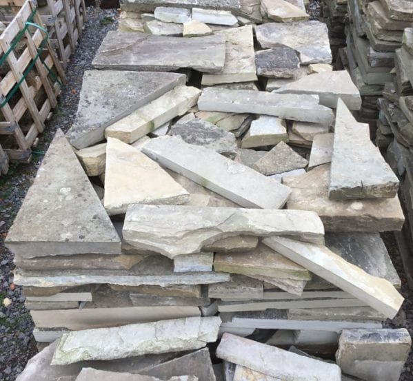 York Stone Off-Cuts