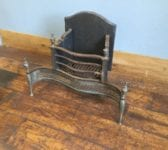 Large Regency Fire Basket
