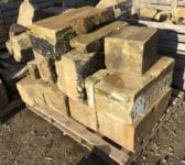 Reclaimed Smooth Face Sandstone Walling