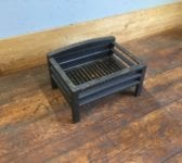 Modern Rectangular Fire Basket