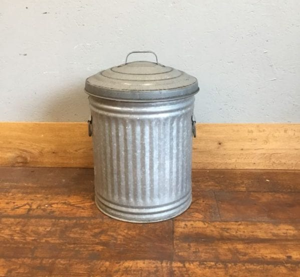 Metal Dustbin