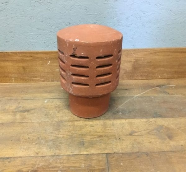 Reclaimed Gas Terminal Chimney Cowl