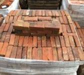 Handmade Mixed Red Brick