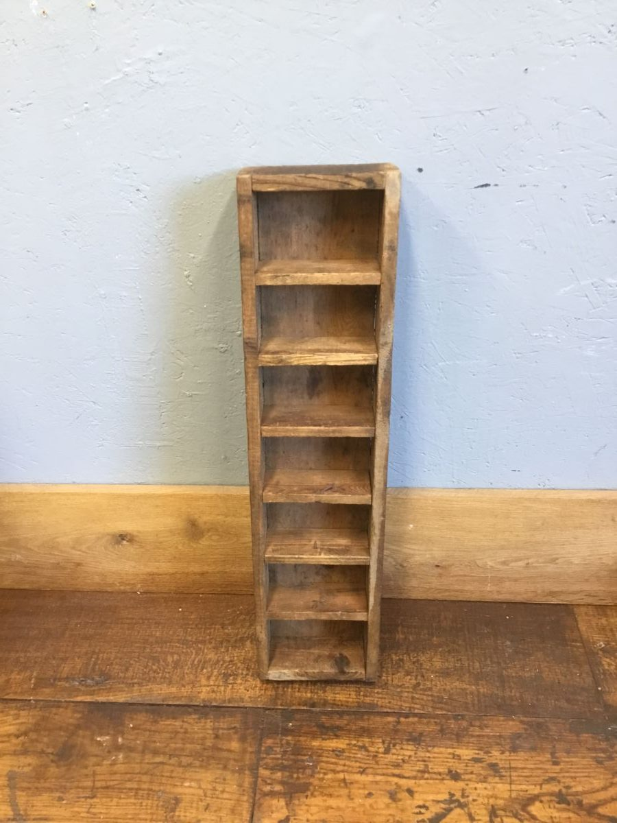 Small Wooden Printers Tray