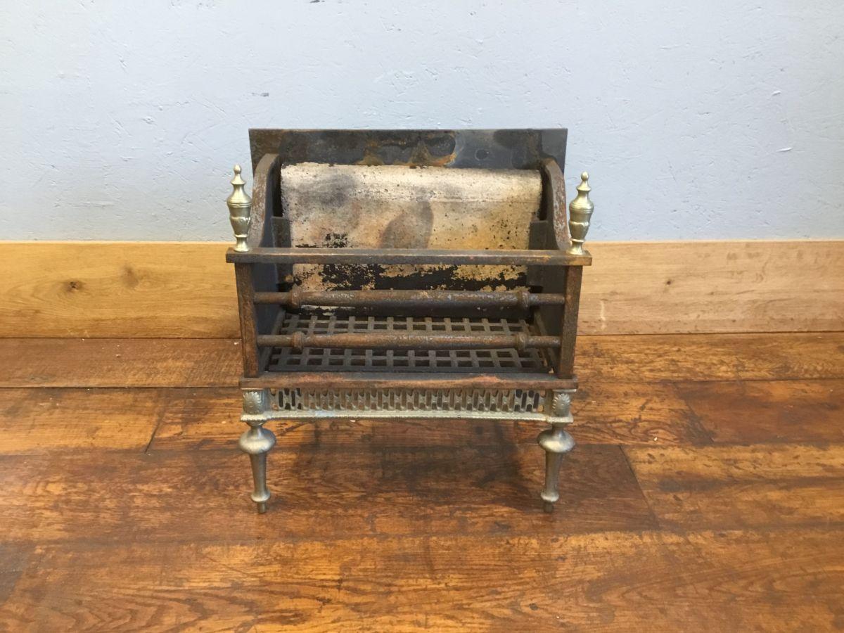 Rectangular Fire Basket & Fire Brick