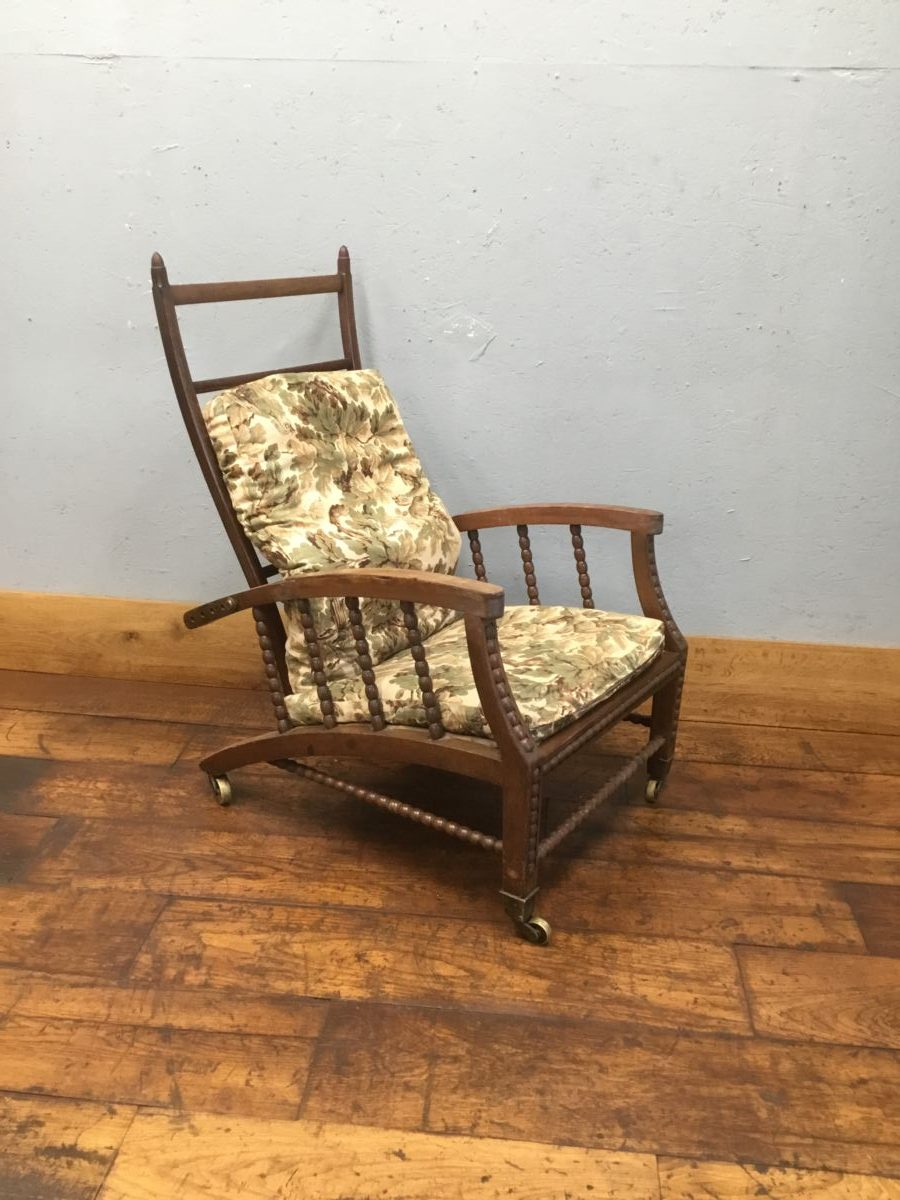 Reclaimed Morris Chair