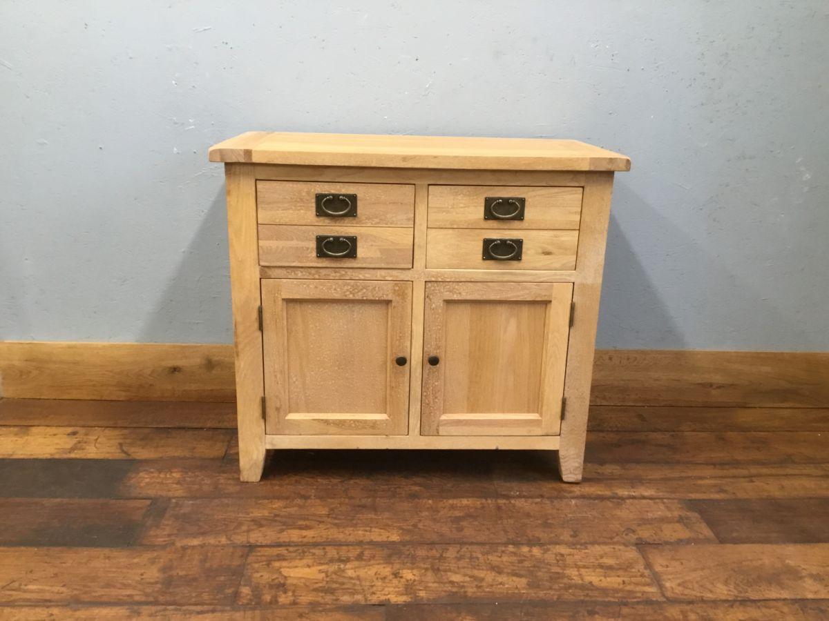 Light Oak Cabinet