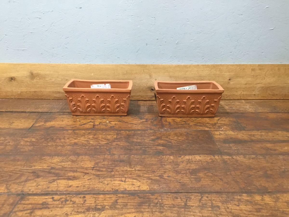 Decorative Rectangular Pots