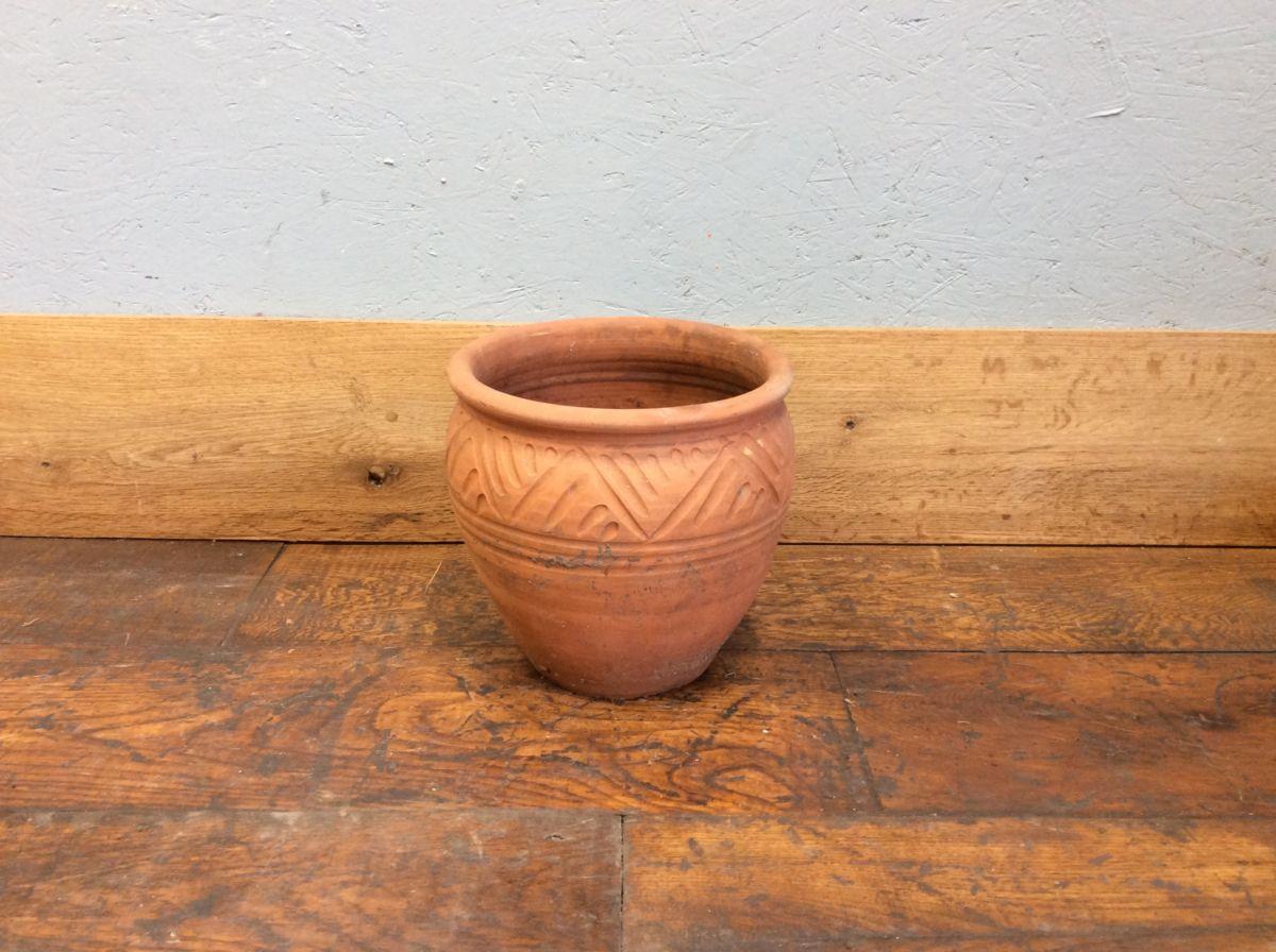 Decorative Terracotta Plant Pot