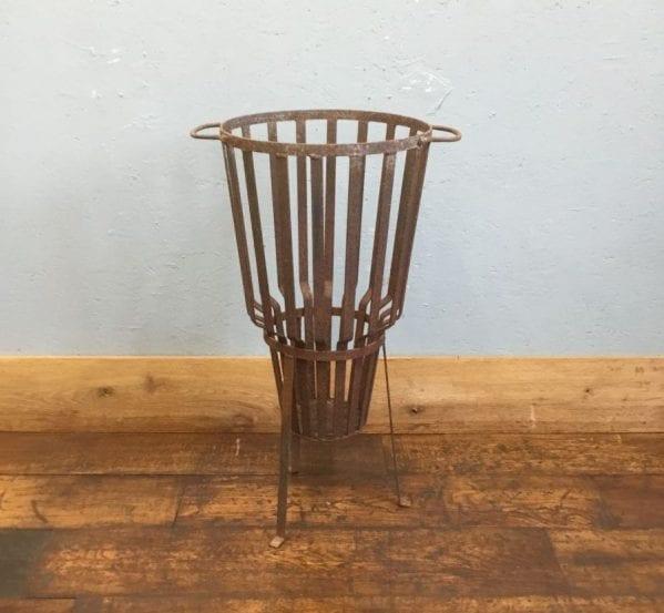 Outdoor Patio Fire Basket