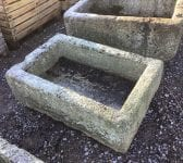 Cornish Granite Reclaimed Trough