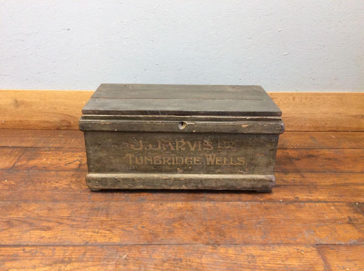 Antique Tunbridge Wells Box