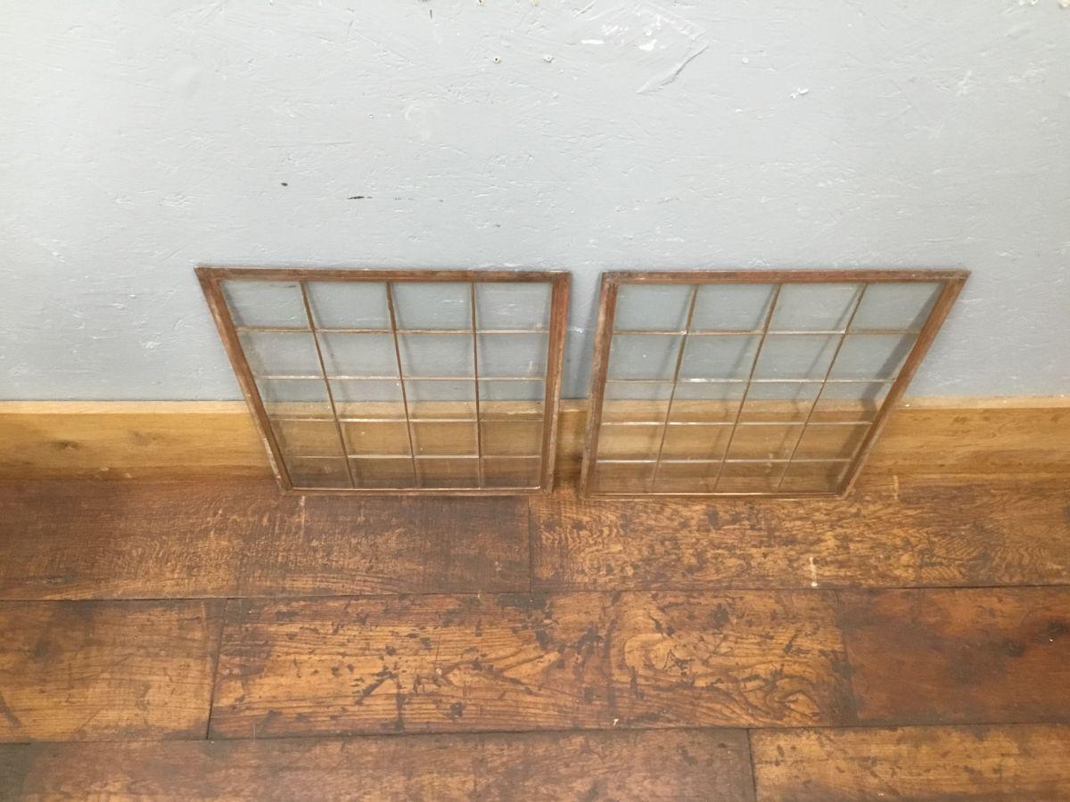 Copper Crittall Windows