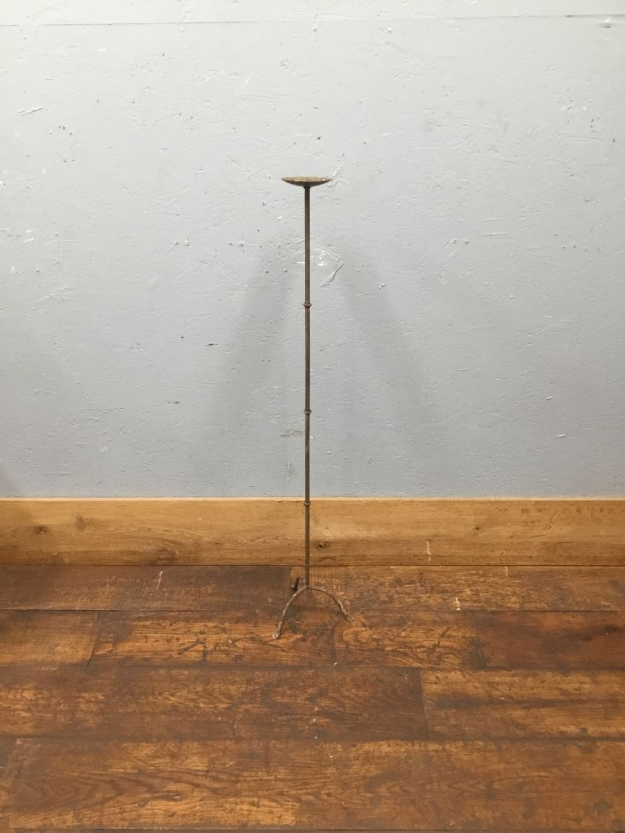 Tall Single Candle Holder