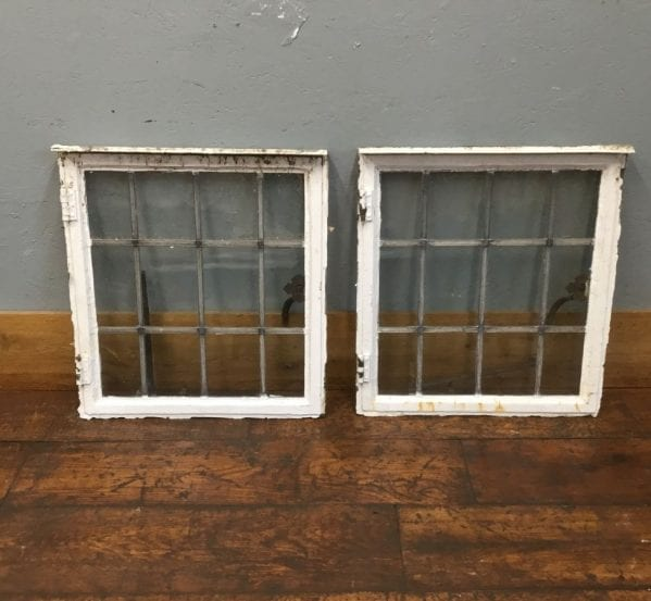 Crittall Window Pair