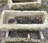 Cornish Granite Reclaimed Garden Trough