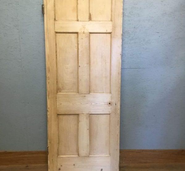 Stripped 6 Panel Pine Door