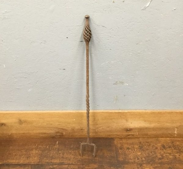 Extra Long Fire Poker Fork
