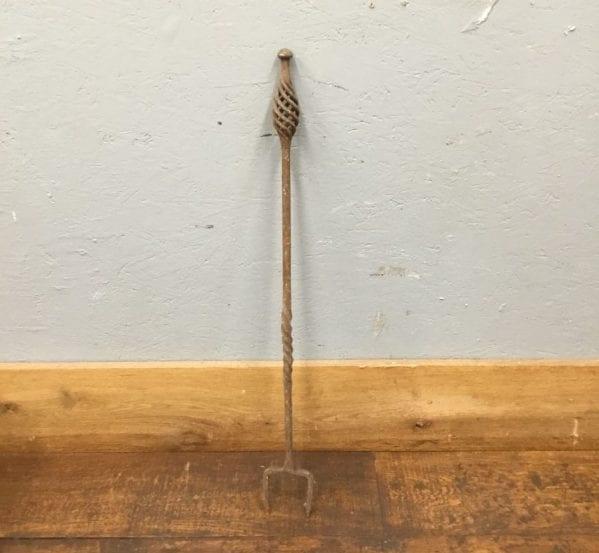 Extra Long Fire Poker Fork