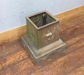 Cast Iron Plinth Stand