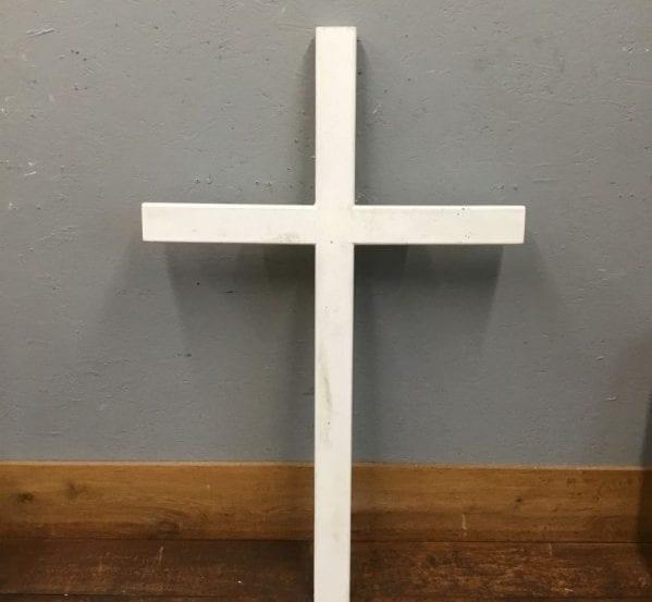 Exterior Chapel Cross