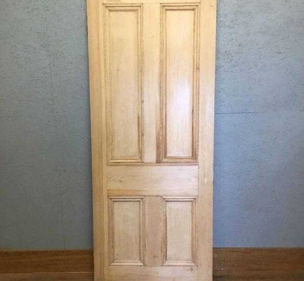 Beaded Pine 4 Panel Door