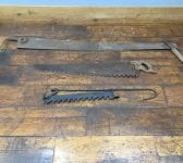 Reclaimed Workmens Tools