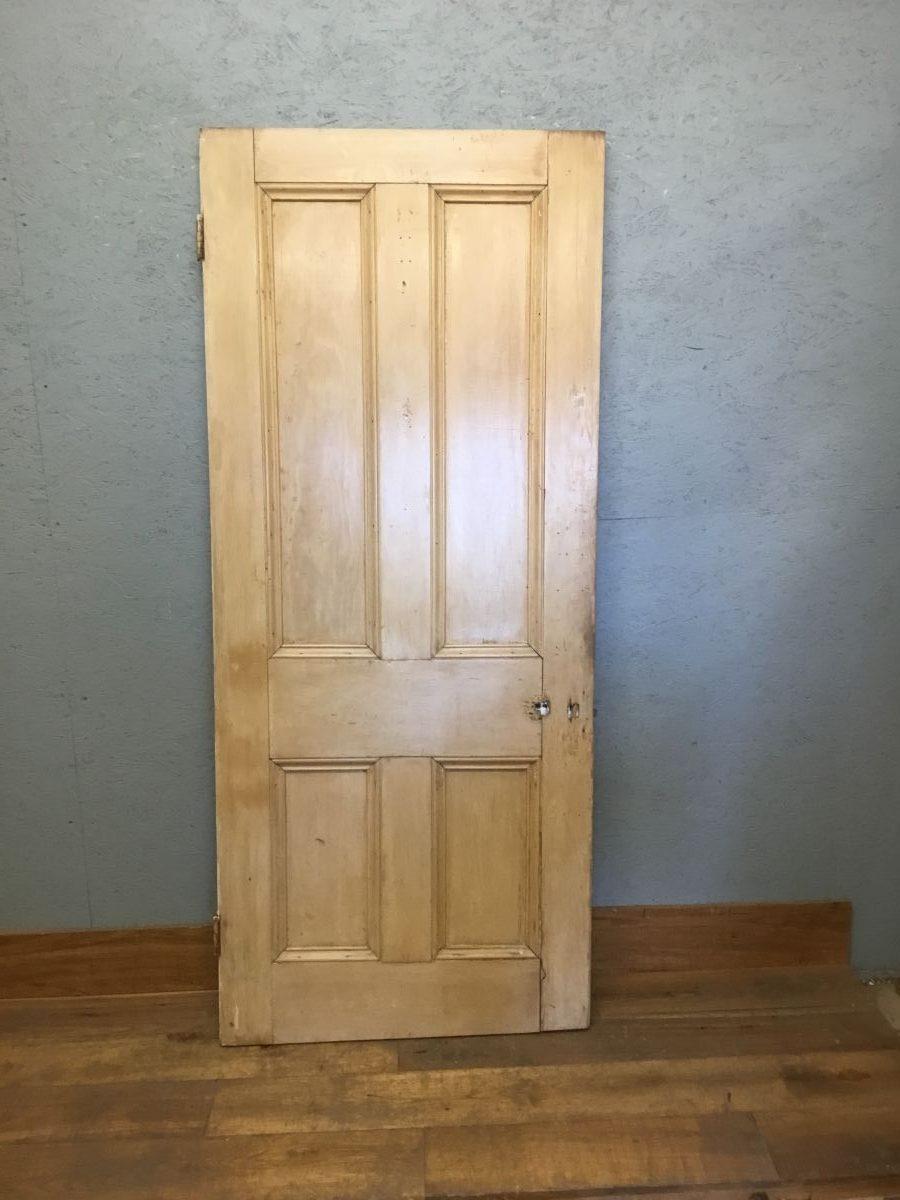 Reclaimed Beaded 4 Panel Door