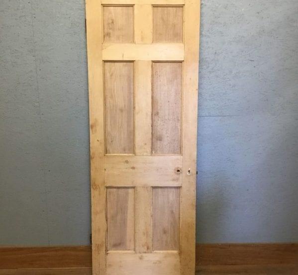 2 Over 2 Over 2 Reclaimed Pine Door