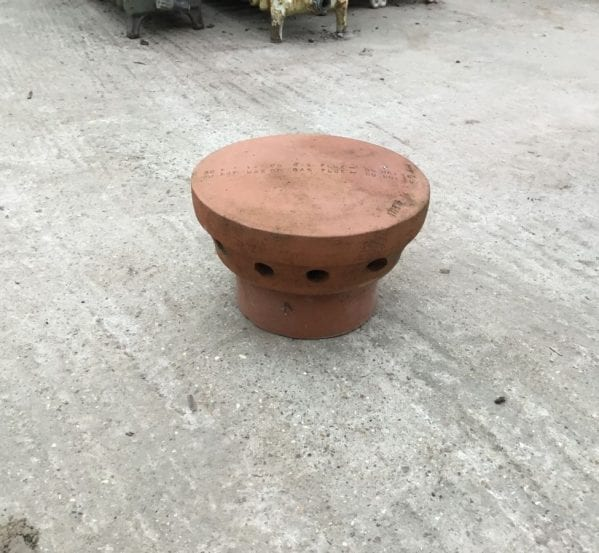 Reclaimed Terracotta Chimney Cowl