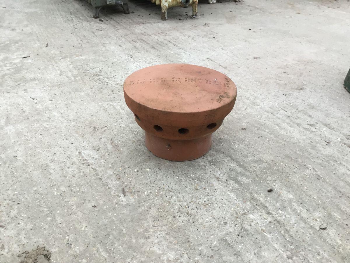 Reclaimed Terracotta Chimney Cowl
