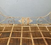 Iron French Day Bed