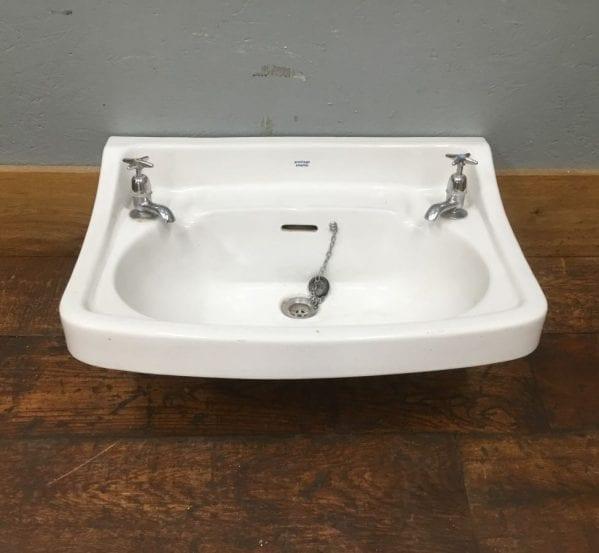 Armitage Shanks Large Round Corner Sink