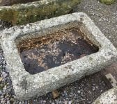 Cornish Granite Feature Trough