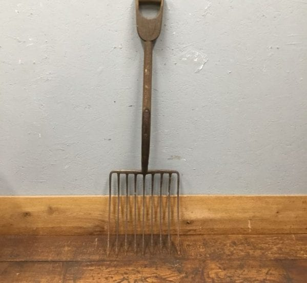 Large Pronged Gardening Fork