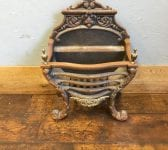 Reclaimed Feature Fire Basket