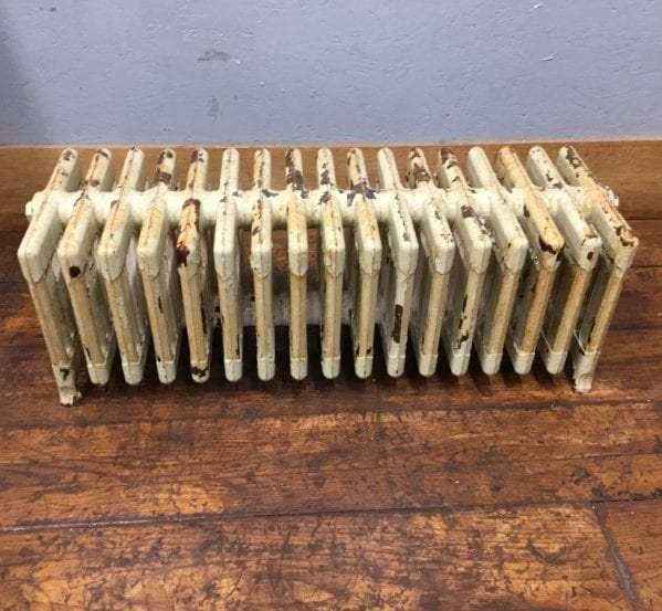 9 Bar Reclaimed Painted Radiator