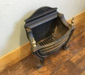 Reclaimed Refurbished Fire Basket