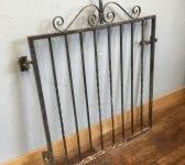 Single Gate Simplistic Detail