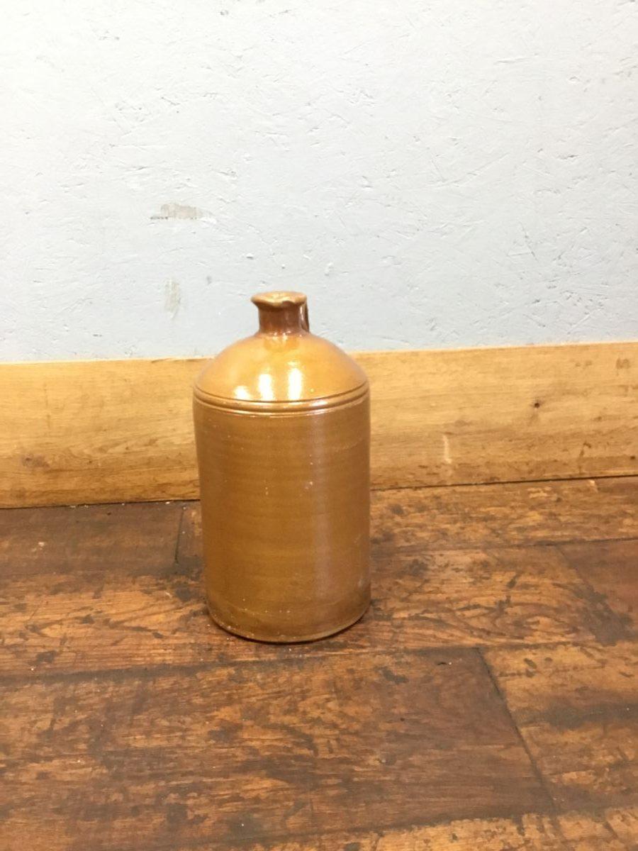 Brown Glazed Jug