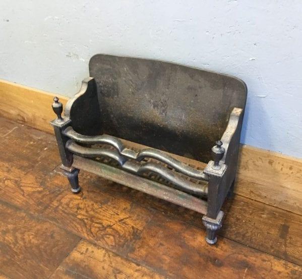 Reclaimed Rectangular Fire Basket