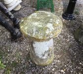 Weathered Reclaimed Staddle Stone