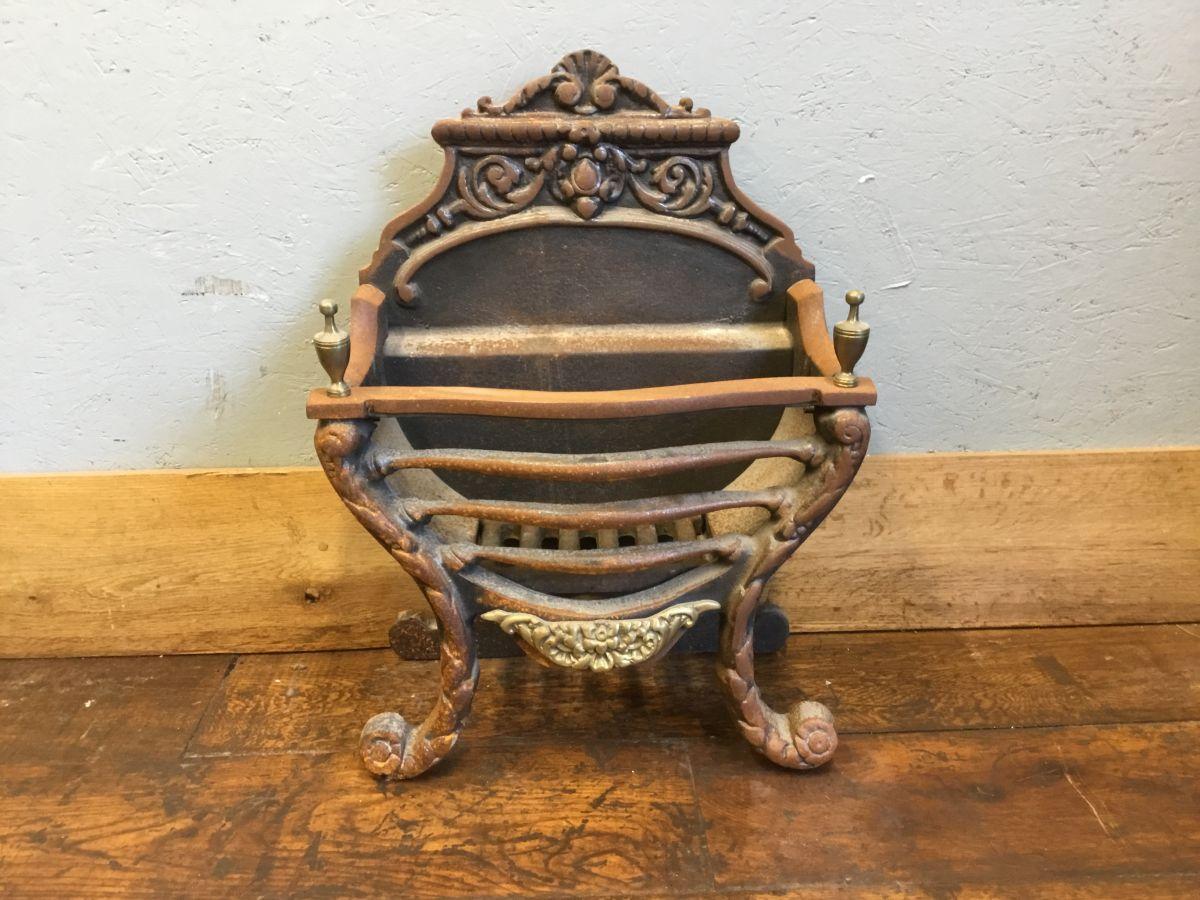 Reclaimed Feature Fire Basket