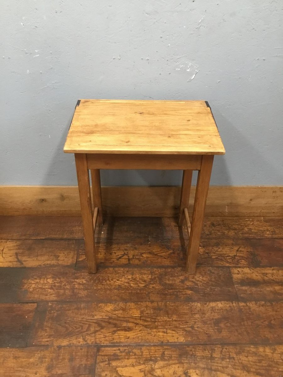 Traditional School Desk