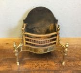 Large Decorative Reclaimed Fire Basket