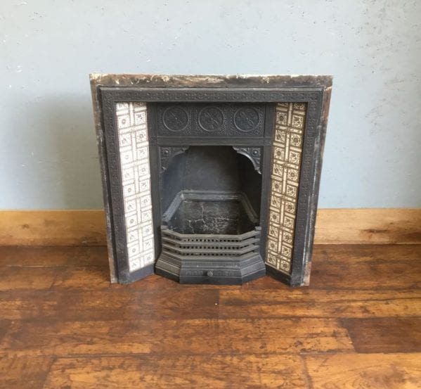 Tiled Reclaimed Fire Insert