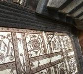 Tiled Reclaimed Fire Insert