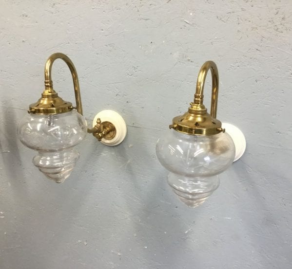 Reclaimed Pivoting Wall Lights