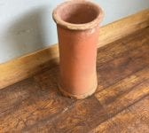 Reclaimed Terracotta Cannon Chimney Pot